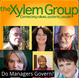 Blab event — Do Managers Govern?